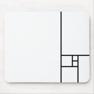 Fibonacci Mousepad