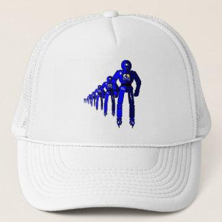 Fibonacci Robots Trucker Hat
