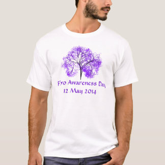 Fibro Awareness Day 2014 T-Shirt