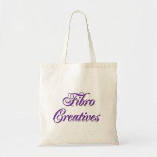 Fibro Creatives Tote Bag