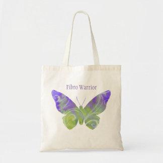 Fibro Warrior Butterfly Tote
