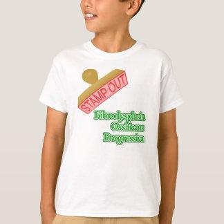 Fibrodysplasia Ossificans Progressiva T-shirt