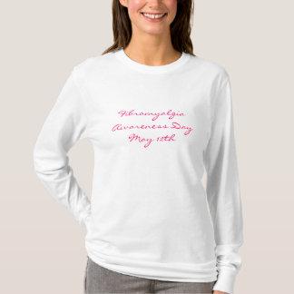 Fibromyalgia Awareness Day, May 12th-Top T-Shirt