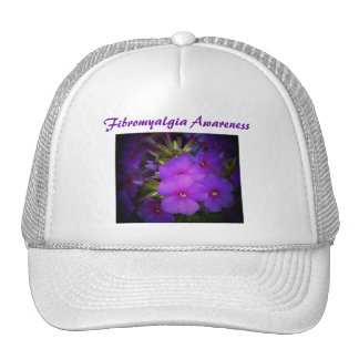 Fibromyalgia Awareness Hat