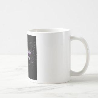 Fibromyalgia Awareness: Stars Basic White Mug