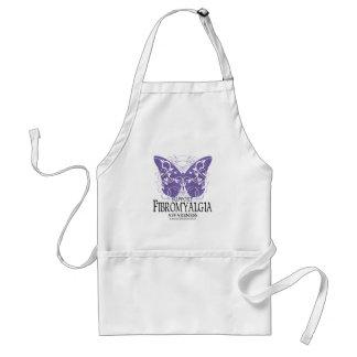 Fibromyalgia Butterfly Standard Apron