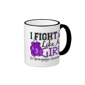 Fibromyalgia I Fight Like A Girl 15 5 Mugs