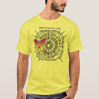 FIBROMYALGIA is REAL T-Shirt