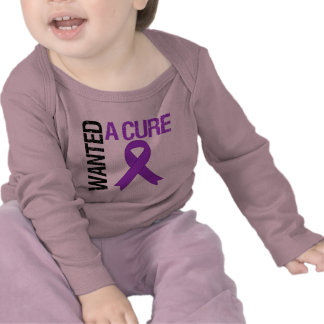 Fibromyalgia Wanted A Cure T-shirts