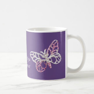 FIBROMYALGIA WARRIOR mug