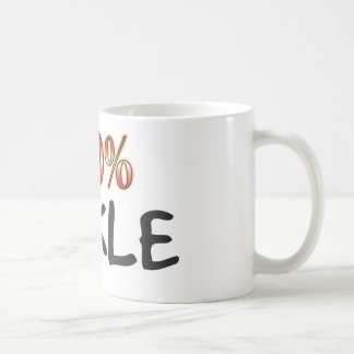 Fickle 100 Percent Coffee Mug