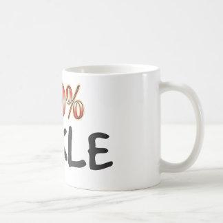 Fickle 100 Percent Coffee Mugs