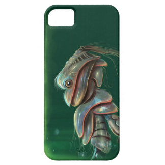 Fictional Robotic Character iPhone 5 Cases