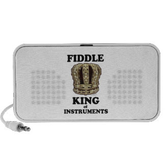 Fiddle King of Instruments PC Speakers
