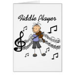 Fiddle Player Card