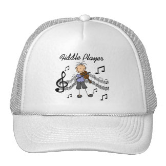 Fiddle Player Hat