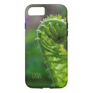 Fiddlehead Fern iPhone 7 Case