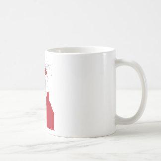 Fiddler  basic white mug