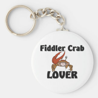 Fiddler Crab Lover Key Chains