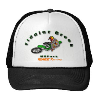 Fiddler Creek Arch Logo Line Trucker Hat