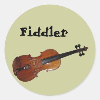 Fiddler Sticker