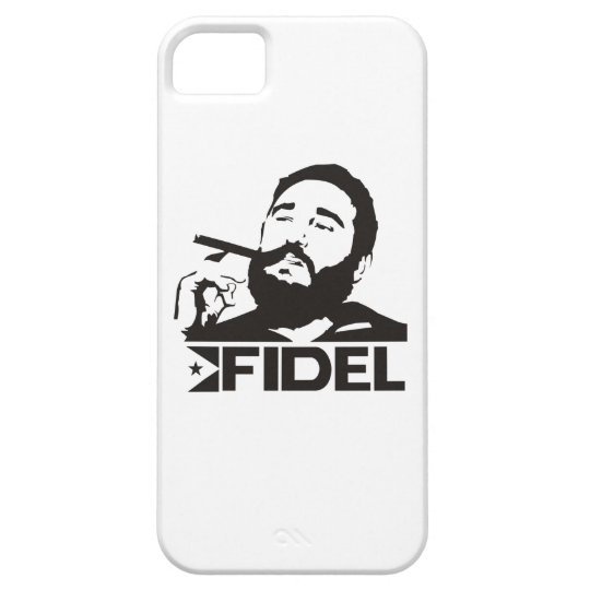 Fidel Castro iPhone 5 Case