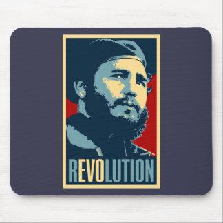 Fidel Castro Mouse Mat
