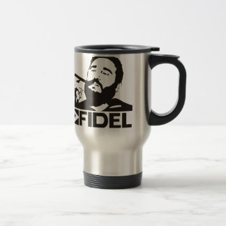 Fidel Castro Travel Mug
