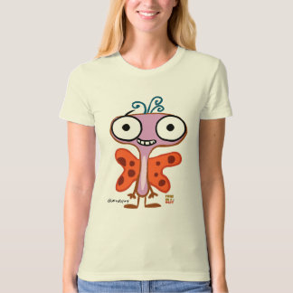 Fidget Organic T-Shirt for All Ages