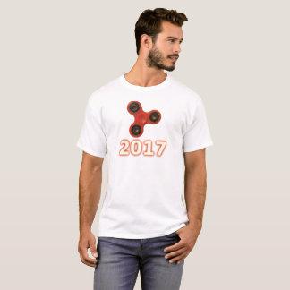 Fidget Spinner 2017 T-Shirt