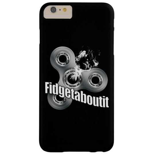 Fidgetaboutit! Smoking Fidget Spinner Barely There iPhone 6