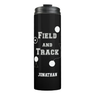 Field and Track Thermal tumbler