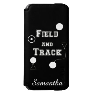 Field and Track thrower iPhone 6/6s Wallet Case Incipio Watson™ iPhone 6 Wallet Case