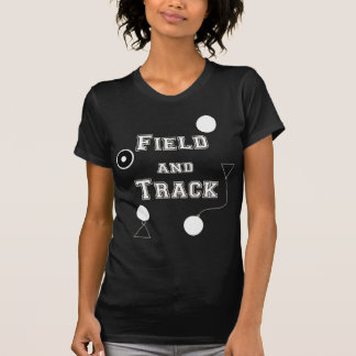 Field and Track Thrower shirt