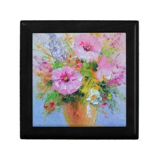 Field bouquet gift box