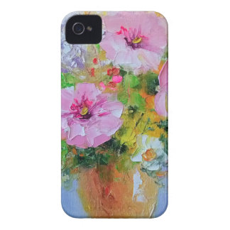 Field bouquet iPhone 4 cover