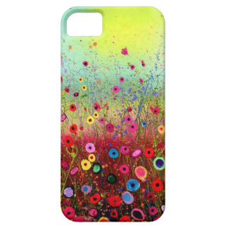 Field flowers iPhone 5 cover