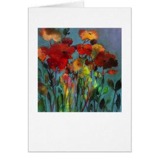 Field Flowers • Michelle Abrams - card