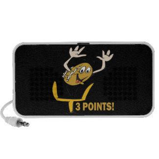 Field Goal Laptop Speakers