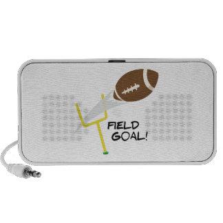 Field Goal iPod Speakers