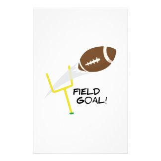 Field Goal Stationery