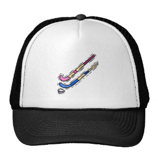 Field Hockey Boys & Girls Sticks Hats