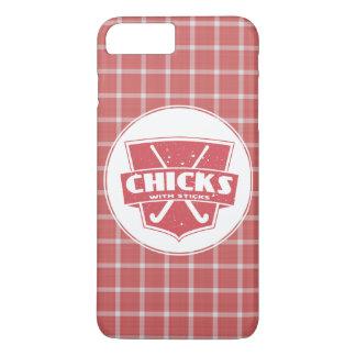 Field Hockey Chicks With Sticks iPhone 7 Plus Case