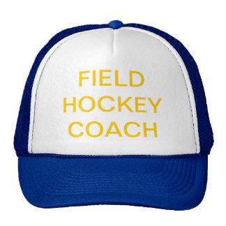 FIELD HOCKEY COACH MESH HATS
