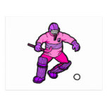 Field Hockey goalie