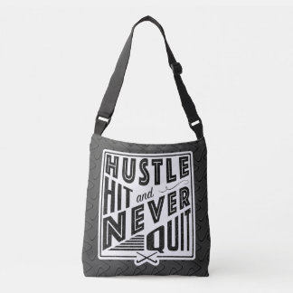 Field Hockey Hustle, Hit & Never Quit Bag