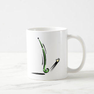 Field Hockey stick Coffee Mug