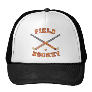 Field Hockey Sticks Cap