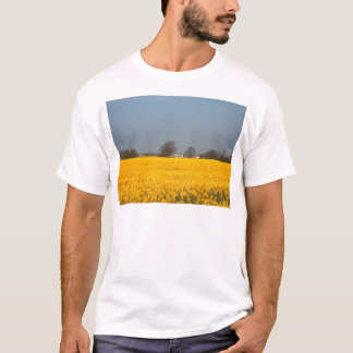 Field in Bloom & Country Cottage T-Shirt