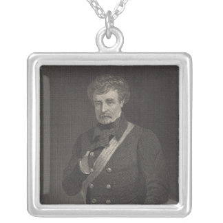 Field Marshal Colin Campbell Silver Plated Necklace